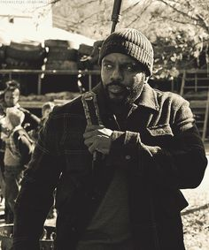 Hopefully one of my favorite comic book characters Tyreese will have a bigger role in Season 4.