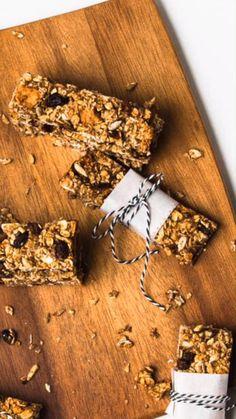Granola Sin Gluten, Granola Bars, Vegan Gluten Free, Food Inspiration, Healthy Recipes, Healthy Food, Sweets, Snacks, Cereal