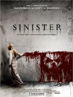 Sinister : This mystery thriller is one of those flicks which will kill you by it's suspense. I love this movie and is one of my favourite horror/thriller movies besides INSIDIOUS. It's a definite must watch mystery thriller on my movie list. Streaming Movies, Hd Movies, Movies Online, Movie Film, Movies Free, Hd Streaming, Scary Movies To Watch, Movie Plot, Best Horror Movies