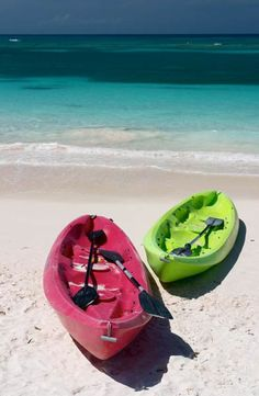 Kayaking anyone?   Frenchmans BVI Resort Tortola British Virgin Islands