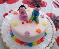 Fondant, Birthday Cake, Cakes, Cake Makers, Birthday Cakes, Kuchen, Cake, Pastries, Gum Paste