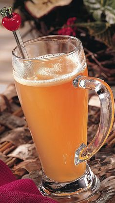 Buttered Rum-Spiced Cider Recipe by Betty Crocker Recipes