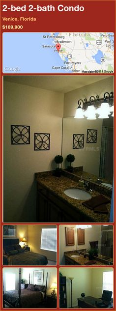 2-bed 2-bath Condo in Venice, Florida ►$189,900 #PropertyForSale #RealEstate #Florida http://florida-magic.com/properties/76746-condo-for-sale-in-venice-florida-with-2-bedroom-2-bathroom