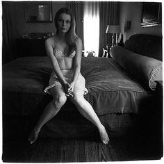Mia Farrow by Diane Arbus, 1964