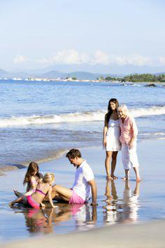 Family vacation at Club Med Ixtapa Pacific