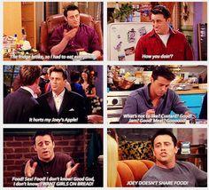 A Few Gems from Joey - Friends