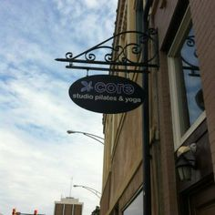 Check out Core Studio Pilates and Yoga in Historic Downtown Monroe, NC!