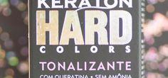 Quer ter cabelos coloridos e não sabe como? Quer colorir mas que não fique por muito tempo? Conheça o tonalizante Hard Colors da Kert, eu testei a cor Ultra Violet e conto tudo o que achei no blog.  http://fascinioporesmaltes.com/kert-keraton-hard-colors-ultra-violet/