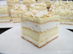 Obżarciuch: Białe ciasto komunijne
