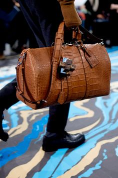 Louis Vuitton Fall/Winter Men's Bag Collection 2014