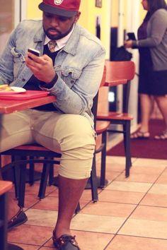 http://chubbyguyswag.tumblr.com/ Style for the big boys! Swag. Cute. Huggable!