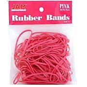 Shop JAM Paper® Rubber Bands, #33 Size, Pink Rubberbands, 100/pack (333RBPI) at Staples. Choose from our wide selection of JAM Paper® Rubber Bands, #33 Size, Pink Rubberbands, 100/pack (333RBPI) and get fast & free shipping on select orders.