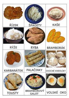 Fotka: Healthy Eating, Language, Breakfast, Montessori, Ethnic Recipes, European Countries, Psp, Education, Czech Republic