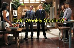 The Bold and the Beautiful (B&B) spoilers for the week of September 12-16…