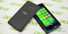 Acer Memperkenalkan Smartphone Berbasis Windows Phone