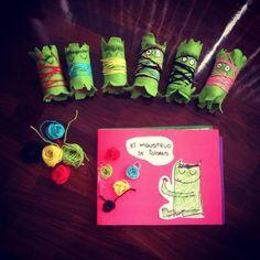 El monstre de colors Preschool Art, Toddler Preschool, Spanish Activities, Activities For Kids, Emotions Activities, Spanish Colors, Conscious Discipline, Emotional Development, Learning Through Play