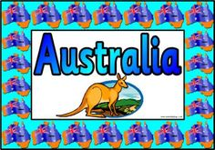 Australia Teaching Resources, including many free sets of worksheets, colouring pages, banners, borders, photos and other printable resources.