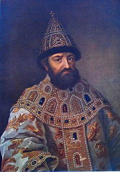 Michaël I van Rusland stamvader