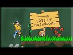 Play Awesome Mushroom Hunter and defeat robotic enemies while trying to escape the facility you are trapped in. Don't forget to collect mushrooms along the way as well. The people behind you being trapped are monitoring you so destroy the cameras as well. Good luck and have fun! More info and links to play games, you can find it here:  http://www.freegamesexplorer.com/games/videos/awesome-mushroom-hunter/
