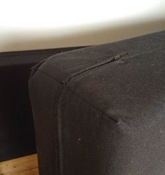 4 housses de mousse pour canap en palette carr es avec fermeture clair housses pour. Black Bedroom Furniture Sets. Home Design Ideas