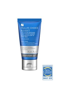 This lightweight cream hydrates and protects skin from sun damage, reducing the appearance of wrinkles for radiant, even-toned skin.