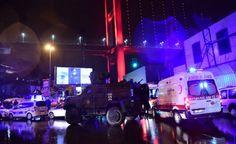 New Year Eve: Man Dresses As Santa Kills 39 At Istanbul Night Club (Photos)