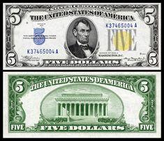 Five Dollars ..
