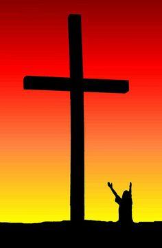 Worship at the cross