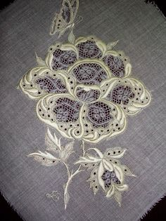 exquisite embroidery!