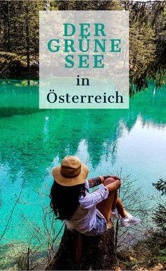 Der Grüne See - Der schönste Ort in der Steiermark. natur Reisen In Europa, Travel Companies, Austria, Travel Destinations, Cool Designs, Europe, Movie Posters, Travelling, Highlights