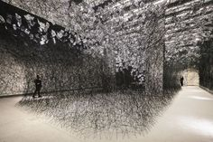 Chiharu Shiota,  Letters of the Thanks