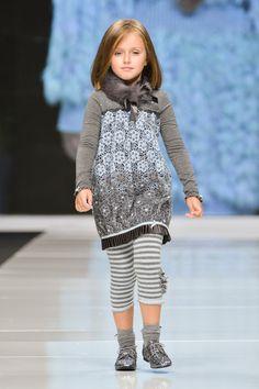 children fashion trends 2013   Kids For Children In Crisis Onlus at Milan Fashion Week Spring 2013 ...