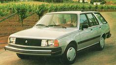 Renault 18i Sportswagon - US version