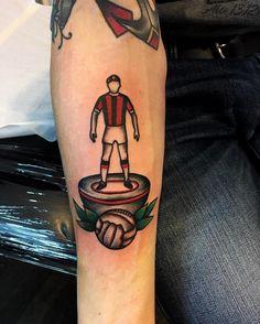 Subbuteo Tattoo