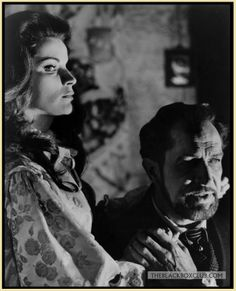 vincent price horror movies | VINCENT PRICE : LON CHANEY JR : DEBRA PAGET : THE HAUNTED PALACE ...