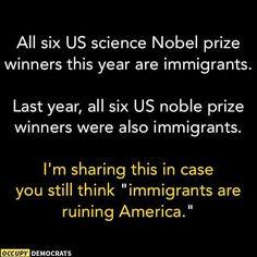 People like Trump are ruining America