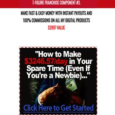 He'll pay you $3246.57 a day to do some copying and pasting...  How cool would it be if your boss told you those words?  Well I'm not your boss but I'm telling you right now;  You need to get your hands on this new breakthrough method I've discovered.  It's amazing, truly.  The guy who invented it is  raking in $3246.57 every day  with this.  No joke.  And you can copy it.  Here's how;  https://jvz9.com/c/465285/266825 (WARNING: THIS IS NOT BEING RECORDED)  Best,  Gregory Roger