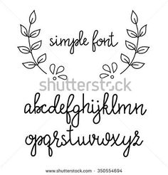 Old cursive alphabet images of cursive letters old english tattoo simple handwritten pointed pen calligraphy cursive font calligraphy alphabet cute calligraphy letters isolated thecheapjerseys Image collections