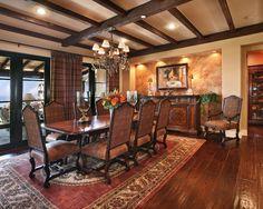 Home Decor Traditional Dining. ダイニングのインテリアコーディネイト実例