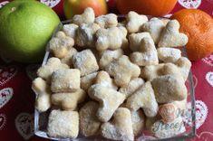 Fantastické mini šlehačkové cukroví | NejRecept.cz Mini, Cereal, Stuffed Mushrooms, Vegetables, Breakfast, Food, Recipes, Whipped Cream, Food Food