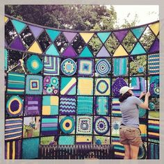 Houston, Texas. | 24 Incredible Yarnbombs From Around The World