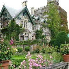 Hatley Castle, victoria Canada