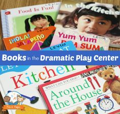 Books for the Dramatic Play Center