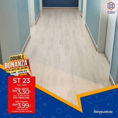 Other for sale, RM4 in Klang, Selangor, Malaysia. HEY GUYS!!  PROMO DOUBLE BONANZA -LOWEST PRICE WOOD VINYL-BUY BEFORE 14-04-2019    Trust ALAQSA!! I
