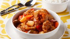 Sweet and Sour Squid Recipe