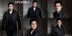 Richard Armitage - Spooks collage by Kukatimota