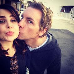 """LET US SHOW YOU OUR SOFTER SIDE ALL NEW #parenthood TONIGHT TEN PM NBC"" - Mae Whitman"