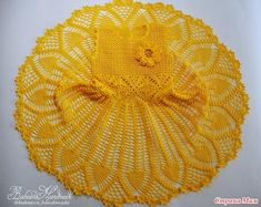 """Dress for girls """"Spring Flower"""" Crochet Baby Dress Pattern, Crochet Baby Clothes, Crochet Blouse, Crochet Blanket Patterns, Knit Crochet, Crochet Hats, Crochet Dresses, Modern Crochet Patterns, Crochet Patterns For Beginners"""