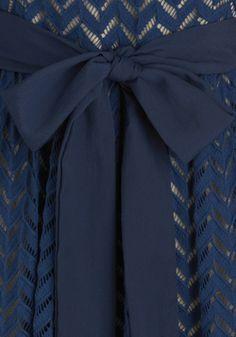 Casually Chevron Dress, #ModCloth