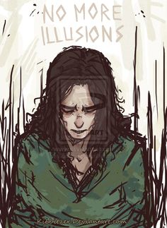 NO MORE ILLUSIONS by Kibbitzer on deviantART. And more Loki feels